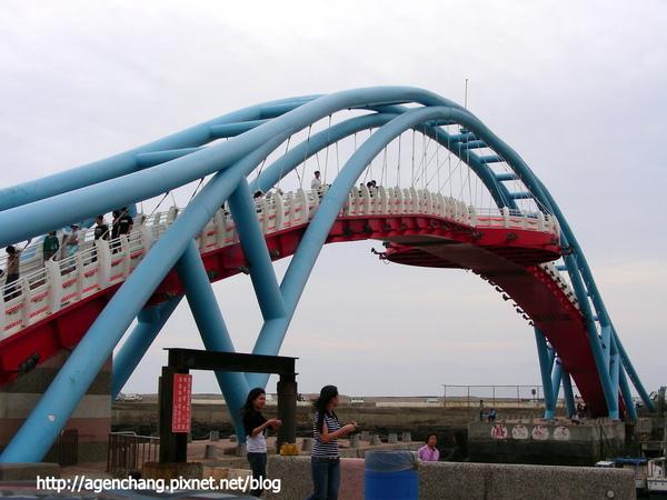 永安漁港觀海橋