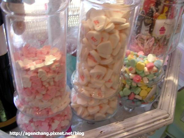 秤重算的糖果