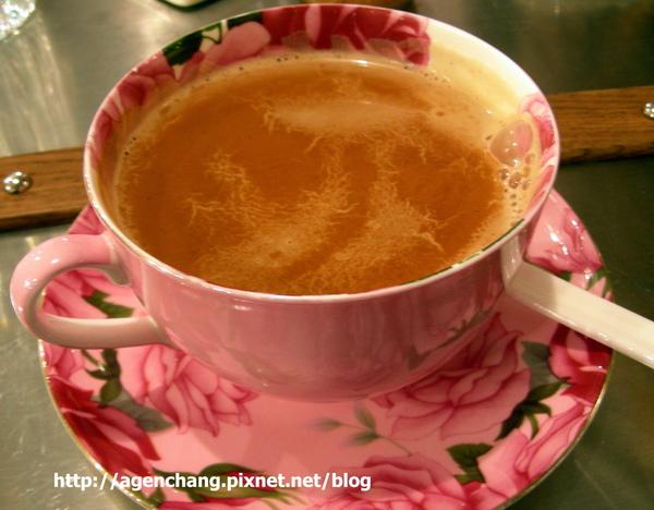 我的慢火精燉奶茶