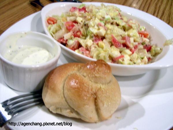 雞蛋生菜沙拉