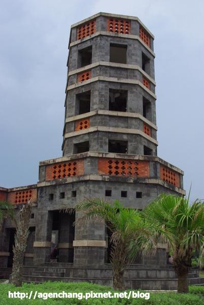 空蕩蕩高塔