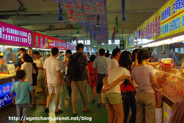 烏石港魚市場