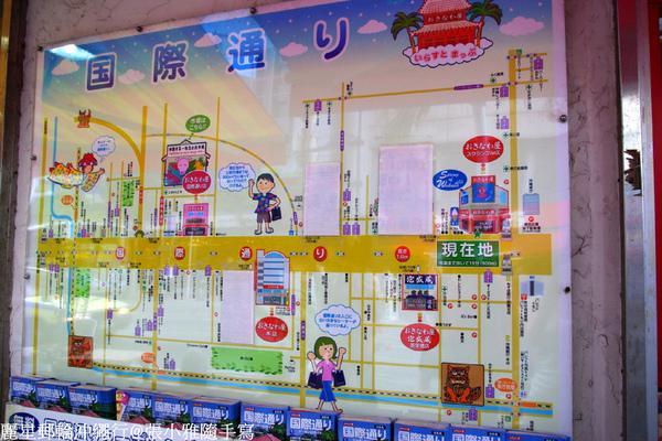 """國際通被稱為""""神奇的一英哩"""",有各式各樣的禮品店、餐廳"""