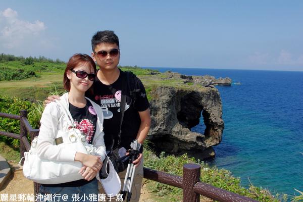 象頭石,是海水自然侵蝕而成的喔!
