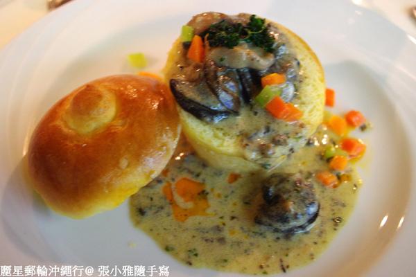 堯哥的前菜:烤田螺