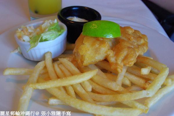 堯哥的fish&chips
