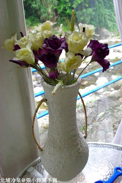 這個花瓶很可愛