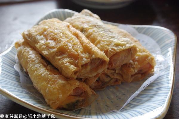 招牌菜-香酥豆腐捲