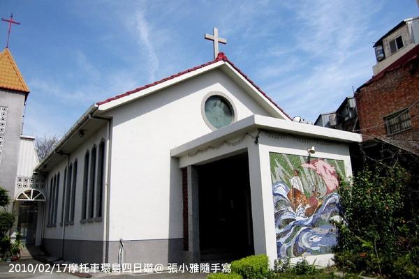 台灣民間有很多這種漂亮的教堂