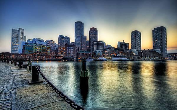 城市-波士頓馬薩諸塞州美國