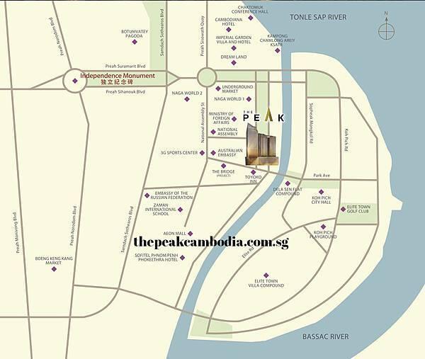 the-peak-cambodia-map