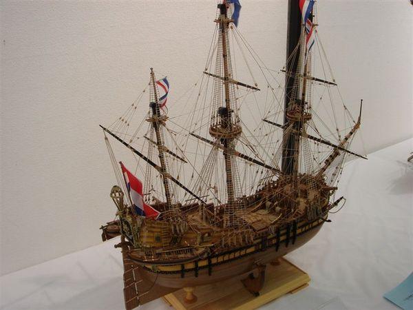 荷蘭籍的捕鯨船