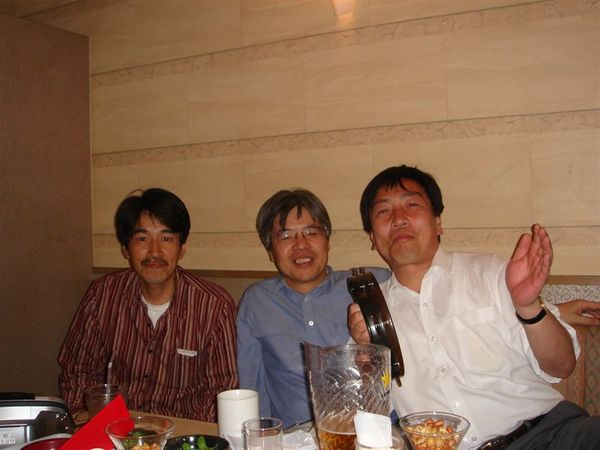 Yamaha三劍客