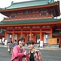 京都-Iman,  Trinity & Aglae, 三人之旅