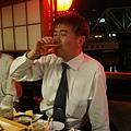 青島先生喝麒麟必魯