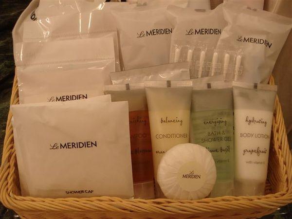 台場Meridian-豐富的amenities