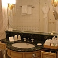 台場Meridian-大理石的洗臉檯