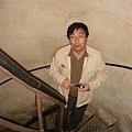凱旋門樓梯間