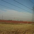 從高鐵往外拍到的景觀