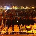 坎城舊港-夜景