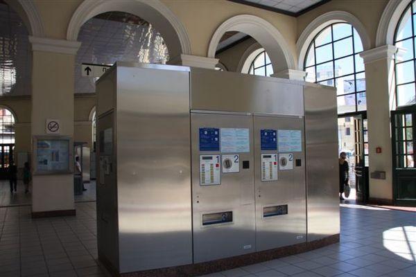 Monastiraki站