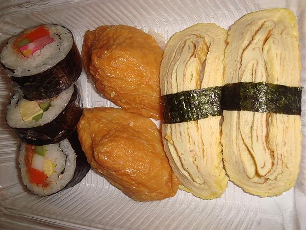 奢華壽司饗宴