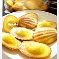 檸檬馬德蓮貝殼蛋糕