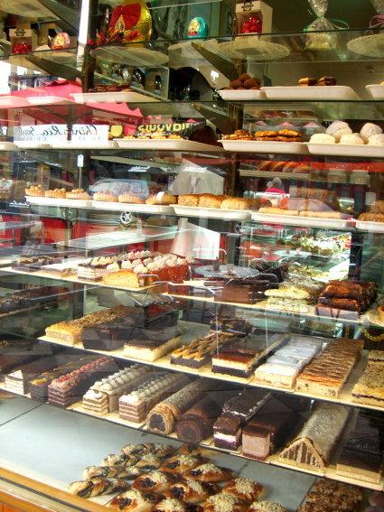 st. kilda 以cake shop聞名