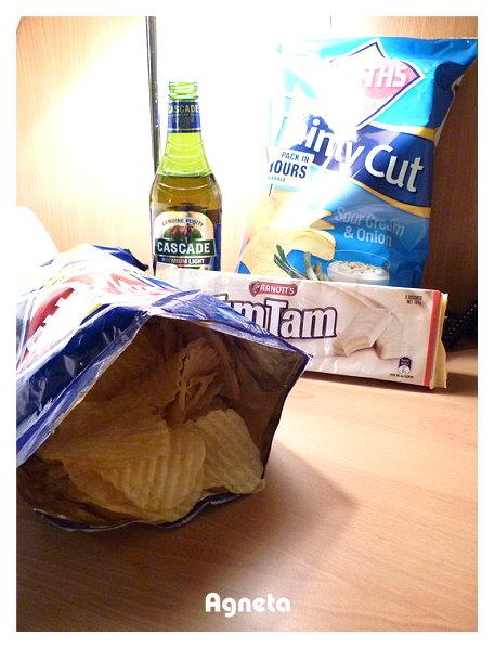 Simth's Chips....懷念啊!!