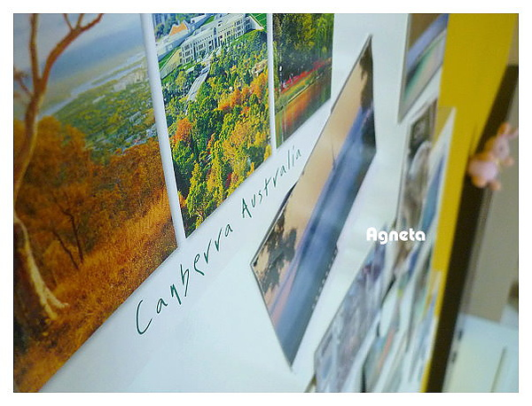 Our Canberra! postcard from Karen
