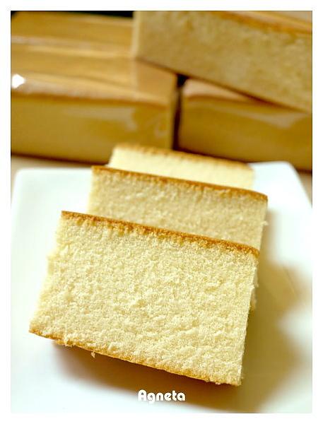 木框蜂蜜蛋糕