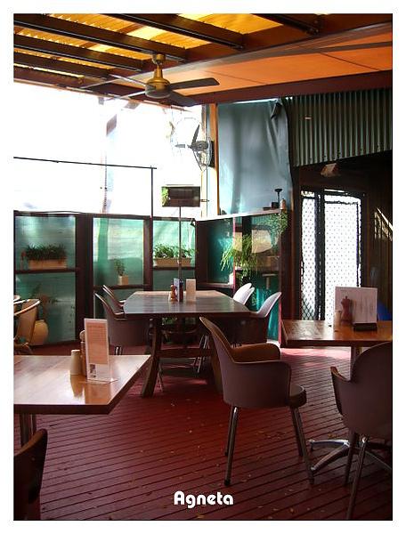Wood Gallery的餐廳