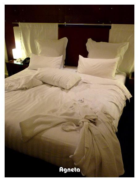 這一家用的浴袍、床單等等都超舒服的!