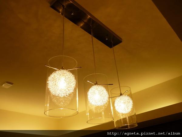 2F 餐廳燈