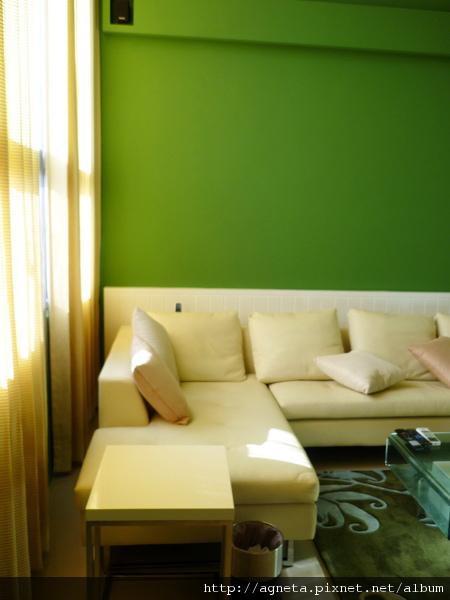 1F 客廳 這是我們喜歡的風格 安靜卻不寒冷