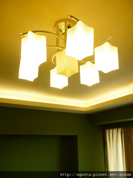 4F 客房的燈