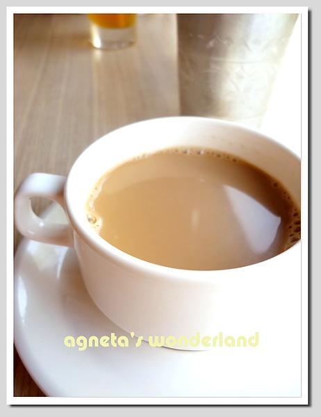 印度香料奶茶(熱)