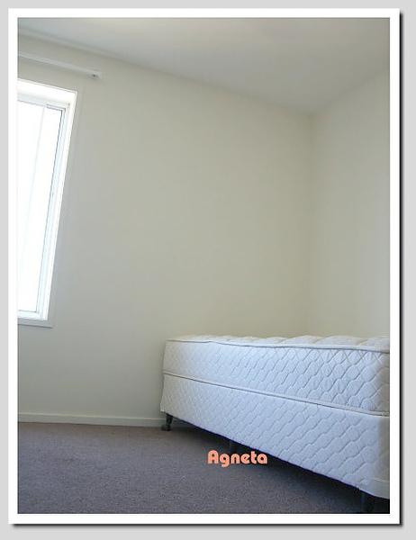 白房間+白床墊