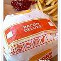 我的Bacon Deluxe 始終不變的選擇