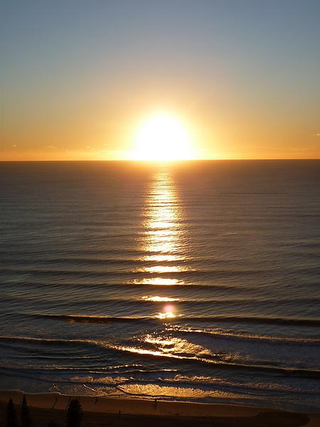 要跟Gold Coast說掰掰了...