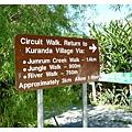 下車就先去走一圈Jungle Walk 大概一小時