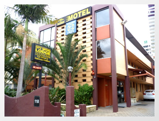 City Waters Lodge 這次呆的住宿,是一間可以自己煮食的motel,住起來很舒適~~~