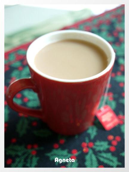 早上的奶茶