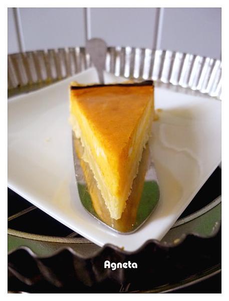 pumpkin cheese pie