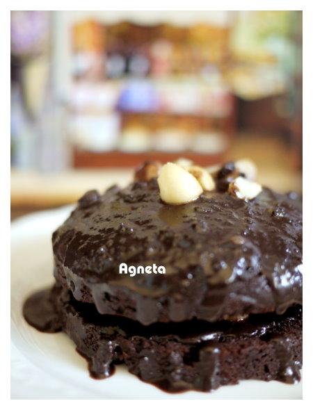 惡魔巧克力蛋糕 devil's cake