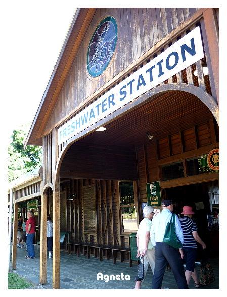 Freshwater Station
