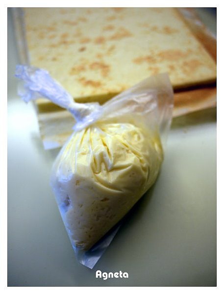 香草奶油醬