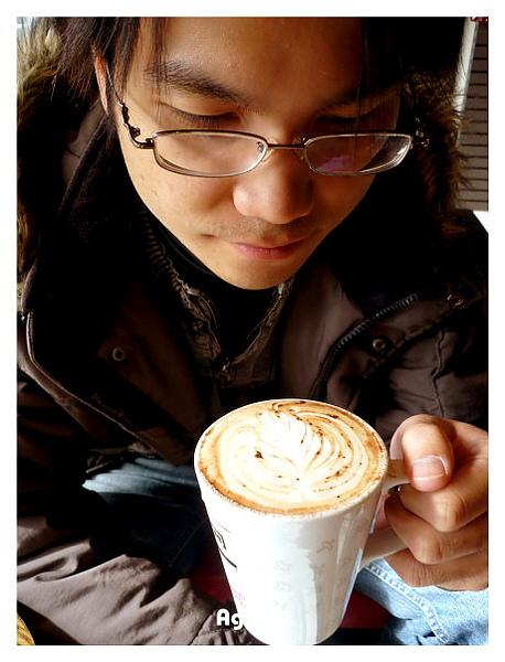 @Hudson's Coffee Stanley做的marble mocha