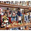 賣德國咕咕鐘的小木屋