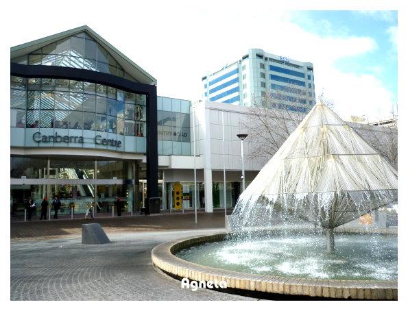 大家逛街的地方Canberra Centre